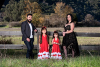 The Garcia Family - Winter 2016